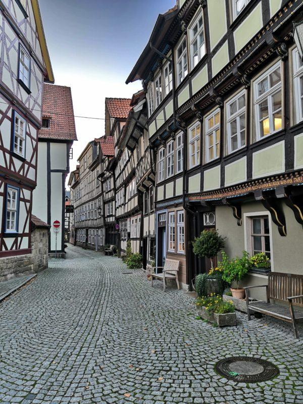 sehenswerte Altstadt Hann. Münden