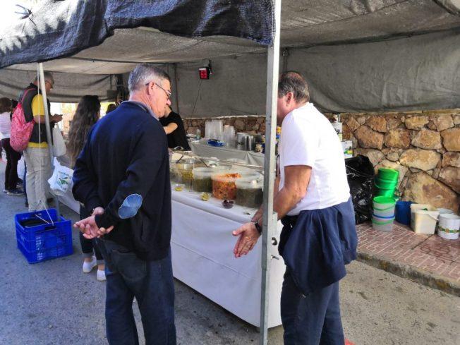 Markt in Villaricos