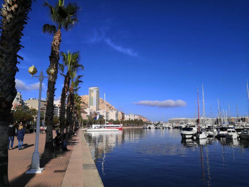 Santa Pola und Alicante – die Leichtigkeit des Seins