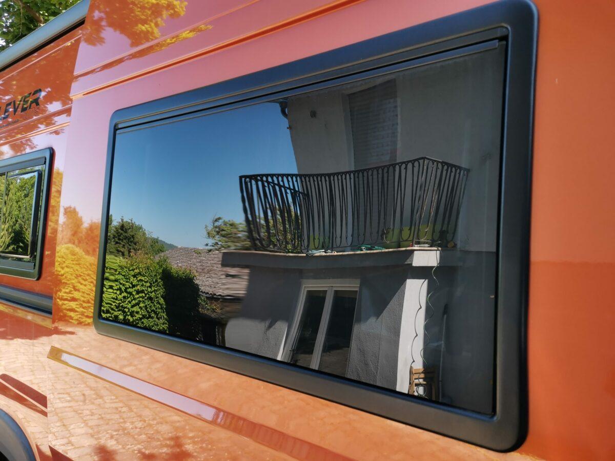 Kastenwagen: Fenster undicht? Das kannst du leicht reparieren