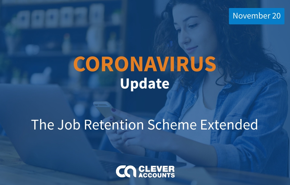 The Coronavirus Job Retention Scheme extended
