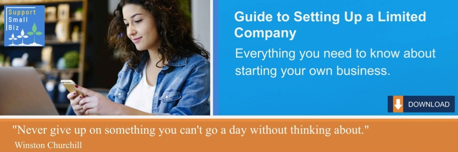 Guide for setting up a limited company