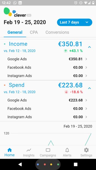 general income screenshot