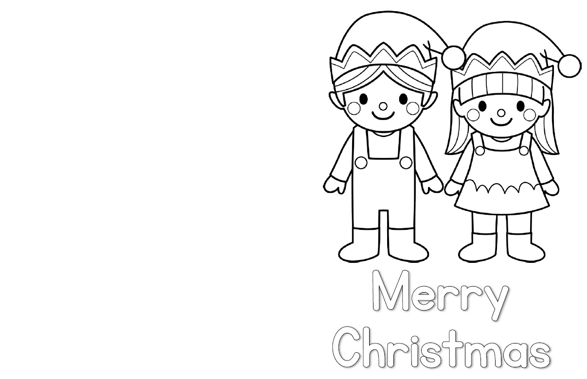Christmas Card Freebies 2
