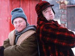 Jack Lemmon and Walter Matteau in Grumpy Old Men