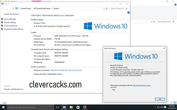 Windows 10 Activator Torrent Free Download & Activate