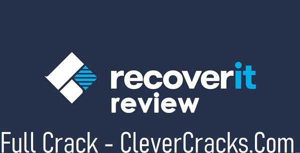 Wondershare Recoverit Crack Premium Keygen Full Version Free Download