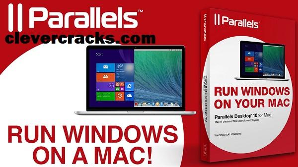 Parallels Desktop Crack 2022 + Keygen Incl Activation Key FREE Download!