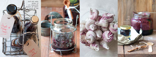 Edible Gifts using Mulberries