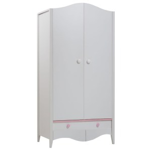 Crown Wardrobe (2 Doors)