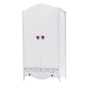 Princess Wardrobe (2 Doors)