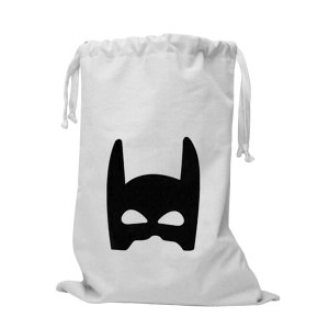 Superhero Fabric Storage Bag