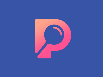 P Finder icon by LeoLogos.com