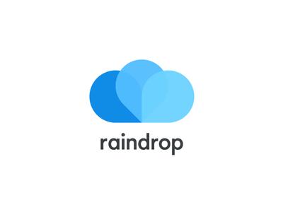 Raindrop by Mads Burcharth