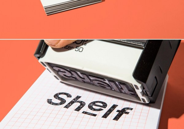 Shelf Branding by Sociedad Anonima