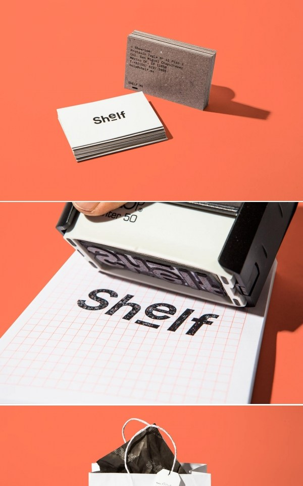 Shelf Branding by Sociedad Anonima