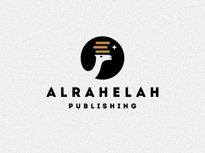 Alrahelah logo design 2 by Srdjan Kirtic