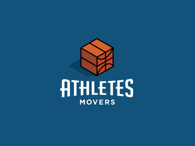 Athletes Movers 2 by Sean Heisler