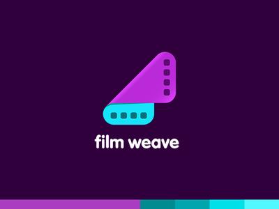 Film Weave by Andrew Diete-koki