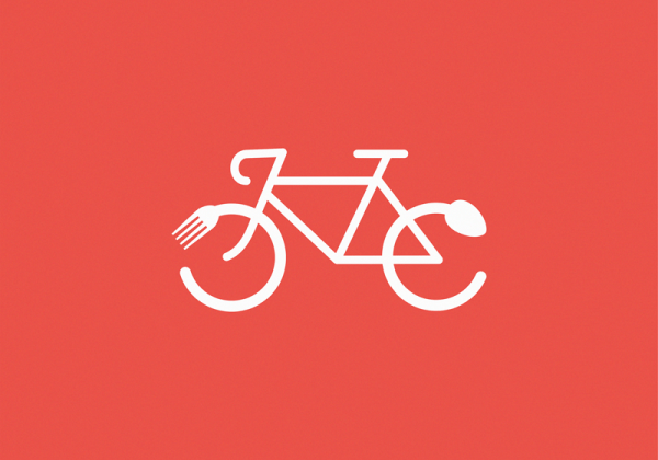 food delivery by Yuri Kartashev
