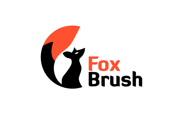 Day 11 - Fox Brush by Leo Vela
