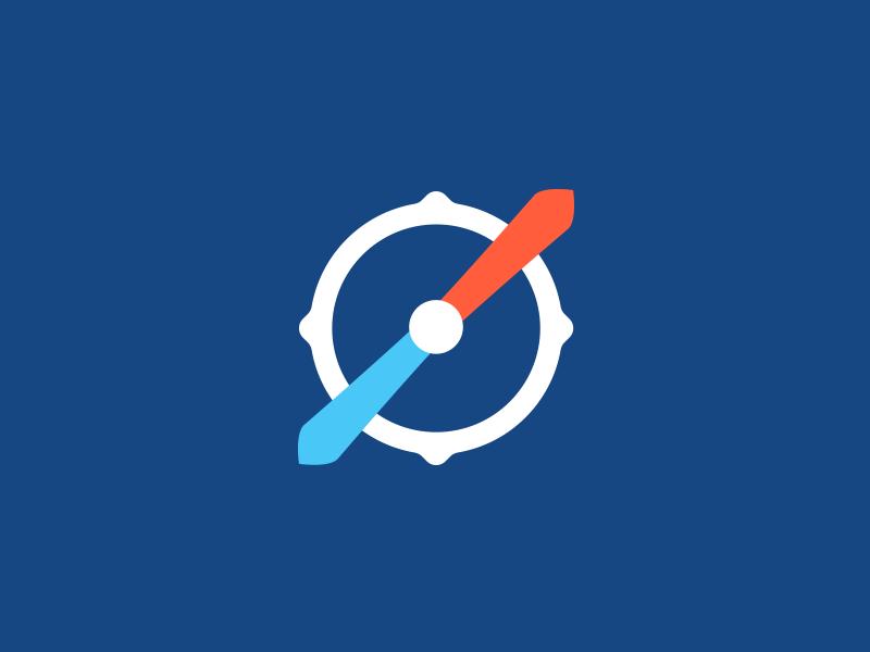 Skylocator Logo Icon by LeoLogos.com
