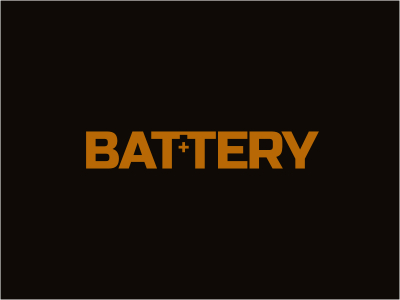 "Battery by Alen ""Type08"" Pavlovic"