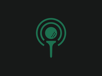 Golf Podcast Icon by Sean Farrell in Logo Designs