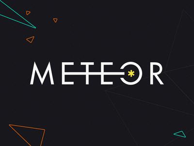 Meteor.com Identity by Dann Petty
