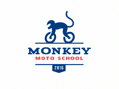 Monkey Moto by Roman