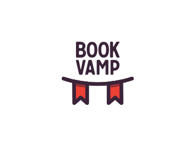 Bookvamp Logo by Younique