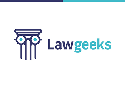 Lawgeeks logo by younique