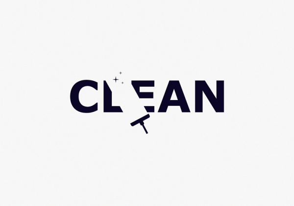 Clean Logo by Yuri Kartashev