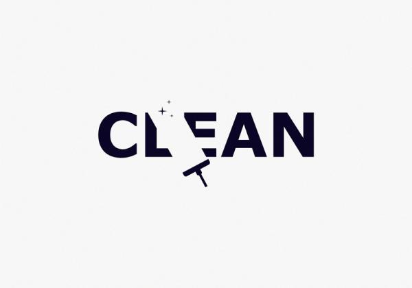 Clean Logo by Yuri Kartashev
