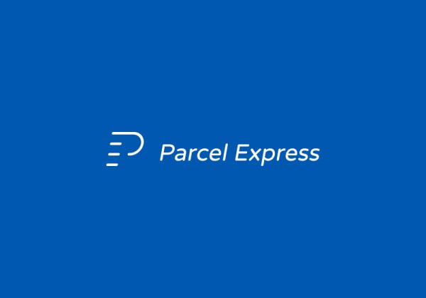 Parcel Express - Logo by Ameen Al Saqqaf
