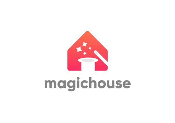 Magichouse Logo by Sumesh