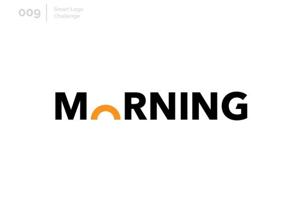 morning by insigniada smart logo challenge