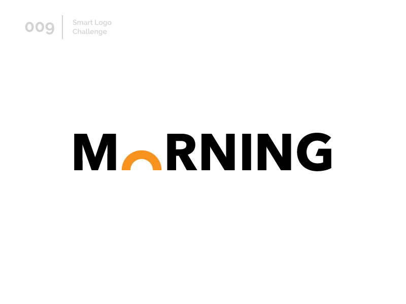 morning by insigniada smart logo challenge