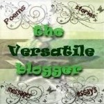 The Versatile Bloggers Award