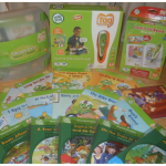 Review: LeapFrog Tag Pen and Books