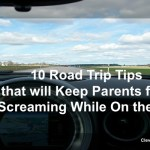10 Road Trip Tips that will Keep Parents from Screaming While On the Go