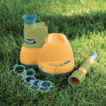 Toys That Teach: GeoSafari Jr. Talking Telescope and Microscope