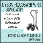 Giveaway: Need a new vacuum? You could win a Dyson