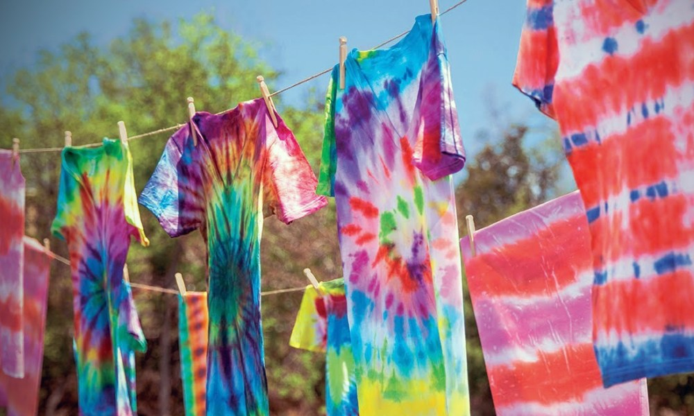 Kids Tie Dye Activity : Kid Tested and Mother Approved Fun