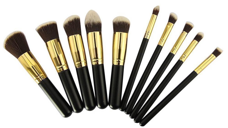 Review: 7 Piece - Beauty 9 Professional Makeup Brush Set