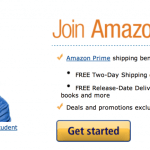 FREE 6-month Amazon Prime Membership with Amazon Student account