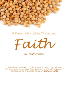 "Ebook ""Faith"""