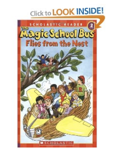 Magic School Bus Series for Pre-K through 4th grade