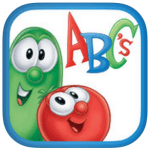NEW! VeggieTales app – Bob and Larry's ABC's Review and Giveaway