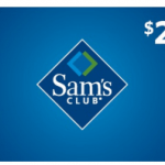 Groupon Deals – One Year Sam's Club Membership, $20 Gift Card, and more
